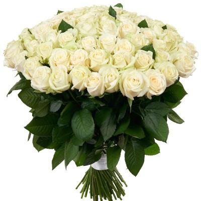 Букет из 101 розы (70 см) Голландия