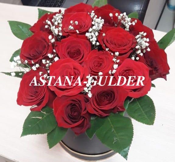 АSTANA-GULDER цветы