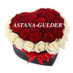 розы астана заказать