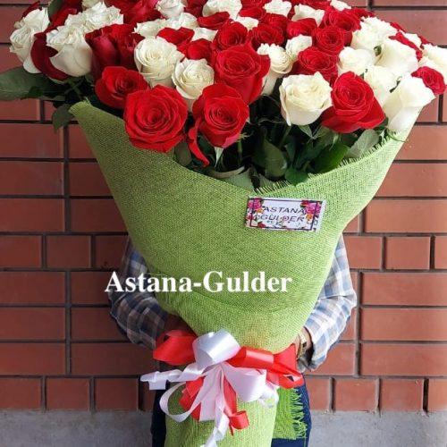 цветы астана