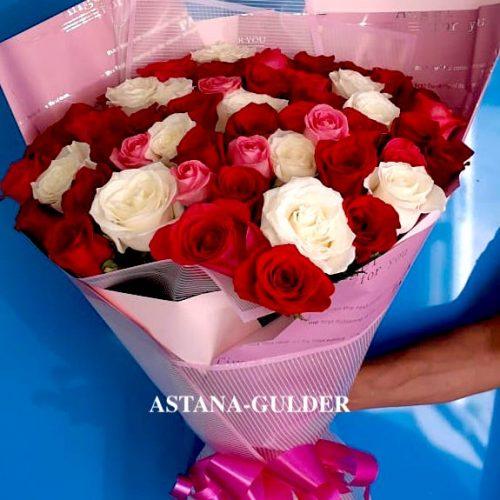 цветы с доставкой в астане